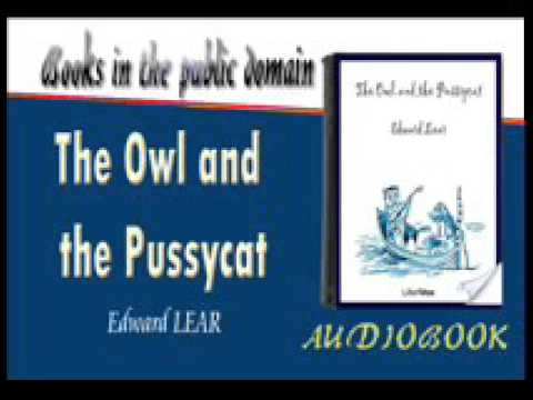 The Owl and the Pussycat - Edward LEAR Audiobook