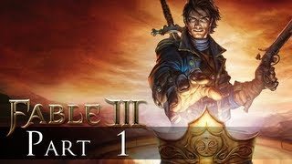 A Hero Awakens - Fable 3 PC Playthrough / Let