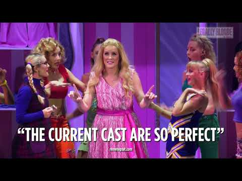 Legally Blonde UK Tour 2017/8 Promo