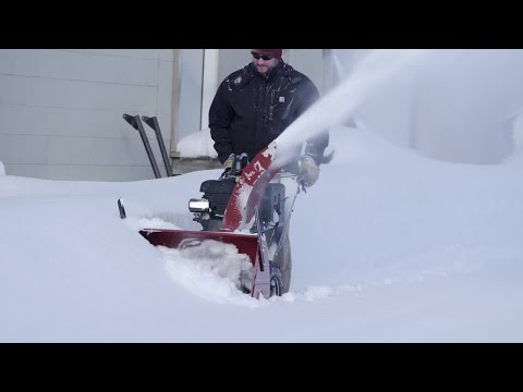 Phil Parker Show - Laugh At Winter With a New Toro Snowblower!