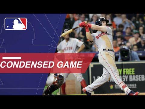 Condensed Game: BOS@HOU - 6/2/18