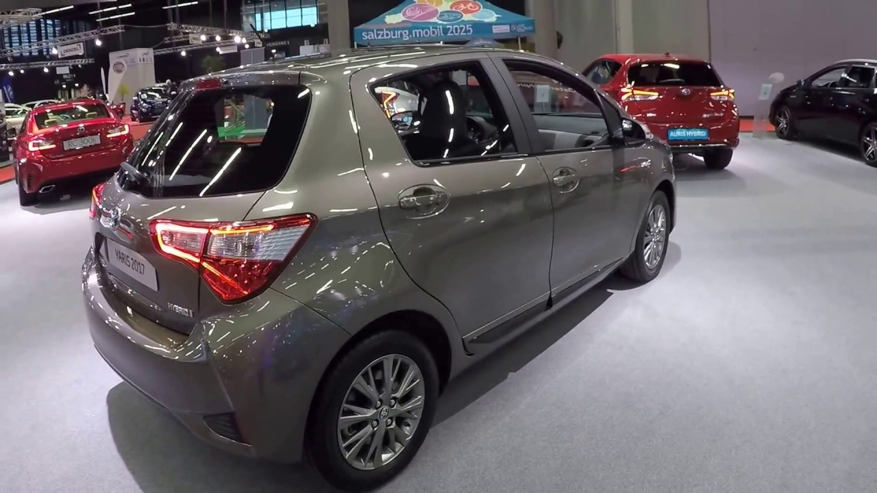 Toyota yaris active hybrid 5 door new model 2017 for Door design new model 2017