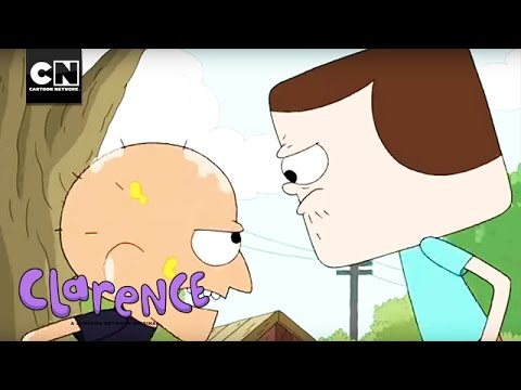 Jeff Vs. Sumo I Clarence I Cartoon Network