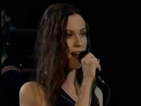 ALANIS MORISSETTE - HAND IN MY POCKET ( Live Paris-Bercy 1998)