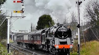 Great Central Railway - Winter Steam Gala 2014