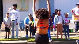 Jackson State University- Sonic Boom of the South @ 2015 SHC