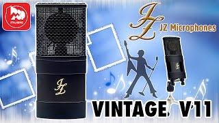 Микрофон JZ MICROPHONES VINTAGE V11(, 2015-04-25T05:59:20.000Z)