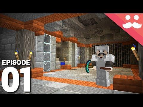 Hermitcraft 6: Episode 1 - ALL THE FARMS!