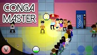 Conga Master Gameplay