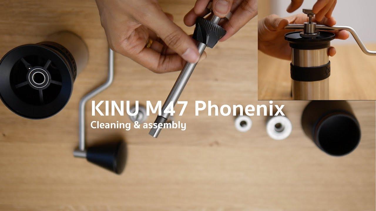 KINU M47 Phoenix cleaning \u0026 assembly