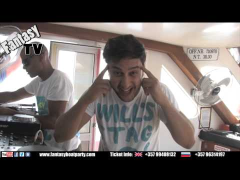 FANTASY BOAT PARTY AYIA NAPA CYPRUS FRIDAY 6TH SEPTEMBER 2013 from YouTube · Duration:  5 minutes 43 seconds