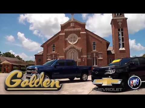 Chevrolet Buick Dealer near Houma, LA | Golden Motors LLC