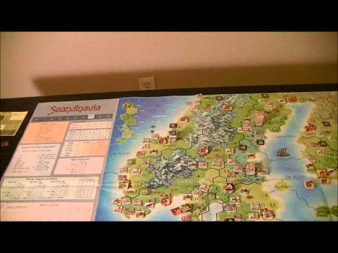 Scandinavia - 7 pgg