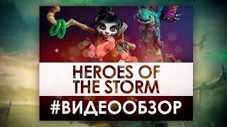 Heroes of the Storm - Видео Обзор игры!