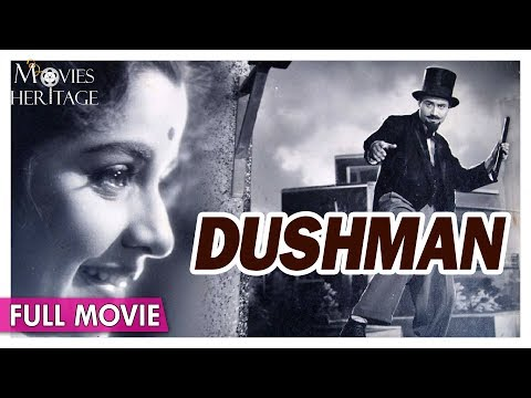 DUSHMAN 1957 Full Movie | Dev Anand, Usha Kiran | Bollywood Classic Film | Movies Heritage