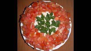 Как быстро приготовить мясной салат с говядиной.