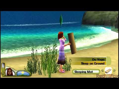 the-sims-2:-castaway---psp-version-gameplay-[ppsspp]