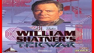 William Shatner's TekWar 1995 PC
