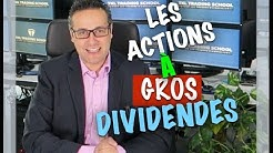 Gagner en Bourse facilement avec les actions à fort dividendes ?