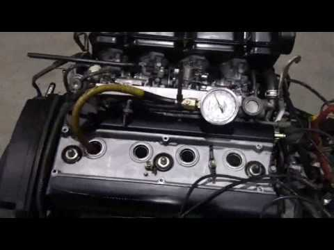 JDM-Online.com - Toyota 4AGE blacktop Engine 20 valve compression Video