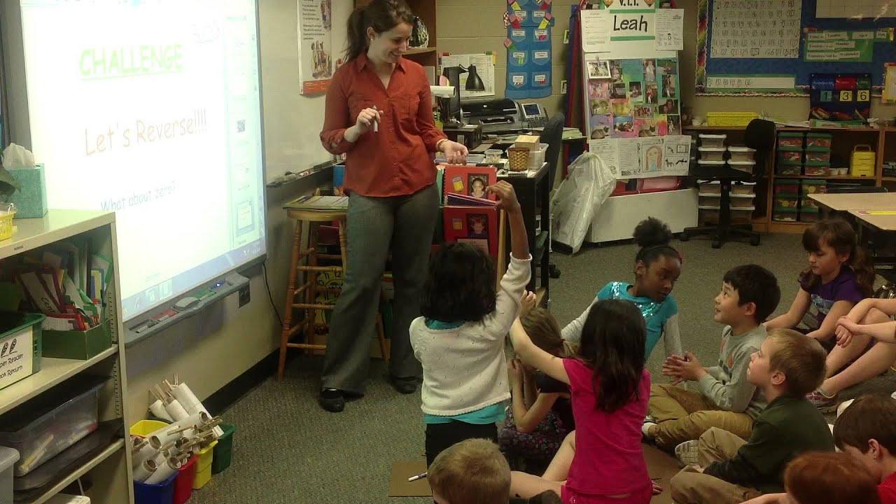 2nd grade teaching