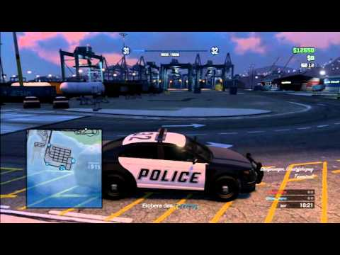 GTA 5 online: Hafen Zollkontrolle/ Port of Los Santos Checkp