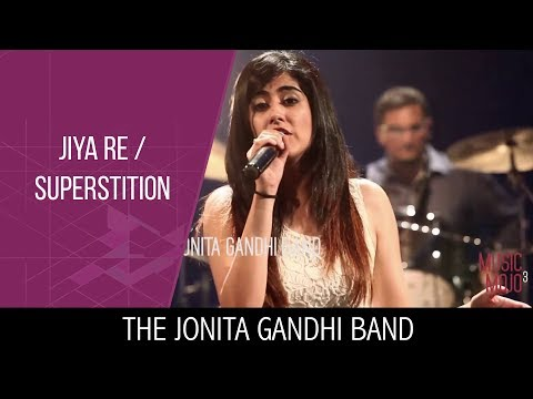 Jiya re | Superstition - The Jonita Gandhi Band - Music Mojo Season 3 - Kappa TV Mp3