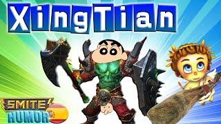Xing tian SMITE / Hi-Rez please? / gameplay humor en español