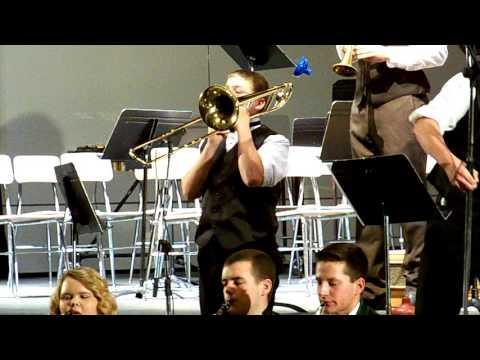 Port Angeles High School Jazz  Ensemble 11/3/2015