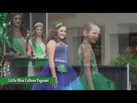 Little Miss Colleen Pageant 2016