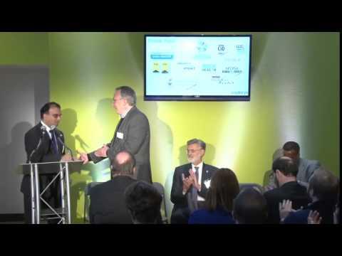 Cleveland 100 Gigabit Fiber Network Press Conference