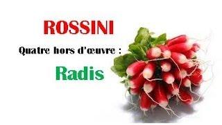 Rossini - Quatre hors d