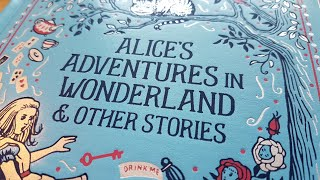 Alice's Adventures in Wonderland and Other Stories - Barnes & Noble Leatherbound review