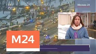 Суд признал виновным водителя автобуса, въехавшего в переход в Москве - Москва 24