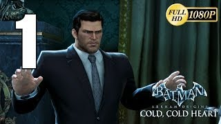 "Batman Arkham Origins Cold, Cold Heart DLC Walkthrough Parte 1 Gameplay Español ""Mansion Wayne"""