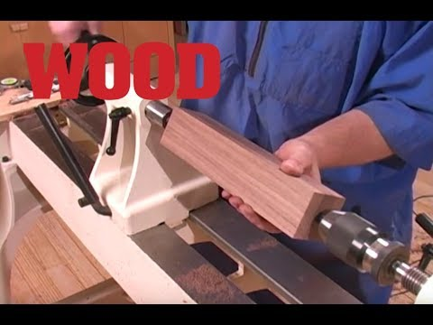 How to Turn a Table Lamp (part 2) - WOOD magazine