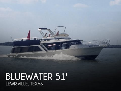 Used 1987 Bluewater 51 Coastal Cruiser for sale in Lewisville, Texas