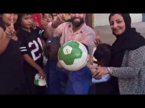 Latina Muslim Foundation (Haitian shelter)