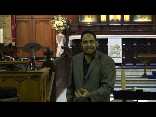IPCI Has the Qur'an eternally Existed James White vs Yusuf Ismail St.Thomas Church YI 67.3