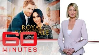 Royal Fairytale - Prince Harry and Meghan Markle