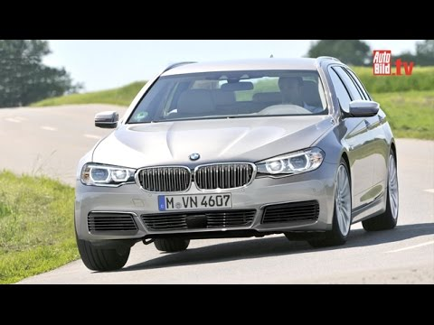 insider der neue bmw 5er touring 2017 youtube. Black Bedroom Furniture Sets. Home Design Ideas