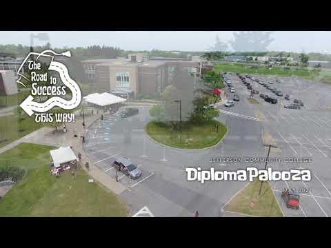Jefferson Community College DiplomaPalooza Spring 2021
