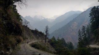 Pokhara to Muktinath on a mototcycle