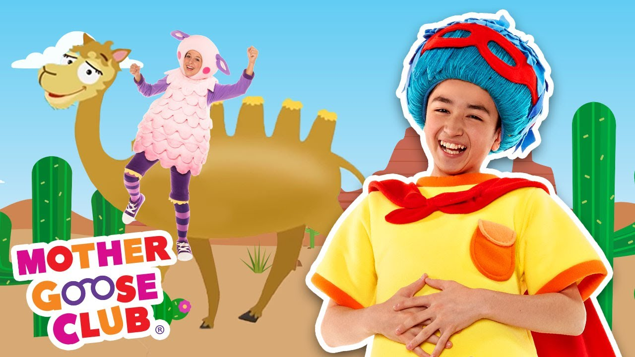 Alice the Camel + More | Mother Goose Club Nursery Rhymes
