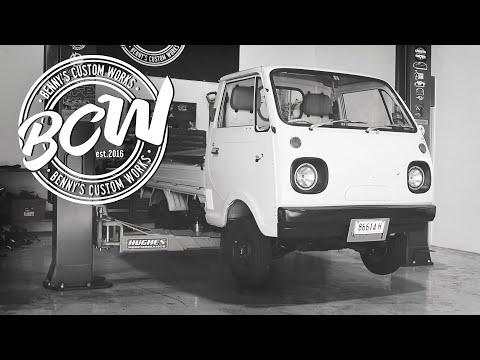 Kei Truck- Fresh from Japan!