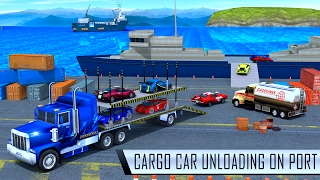 Ship Car Cargo Transport (By Beta Games Studio) Android Gameplay HD
