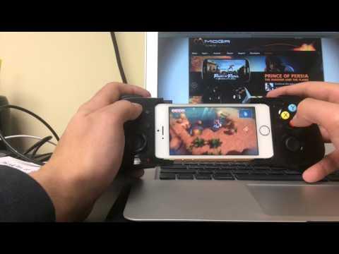 Top 5 Best iOS Ace Moga Controller Games