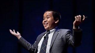 Đỗ Nhật Nam ở Show TED Talks với tư cách là diễn giả [11/2014]