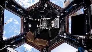 Space Station Live: Big Space on the Big Screen