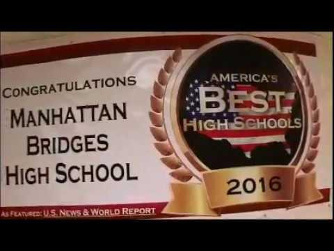 Manhattan Bridges High school: A Bridge to College Success